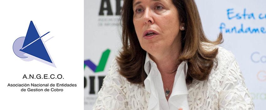 Entrevista a Cristina Aparicio. la presidenta de la patronal de las Sociedades de Cobro (ANGECO)