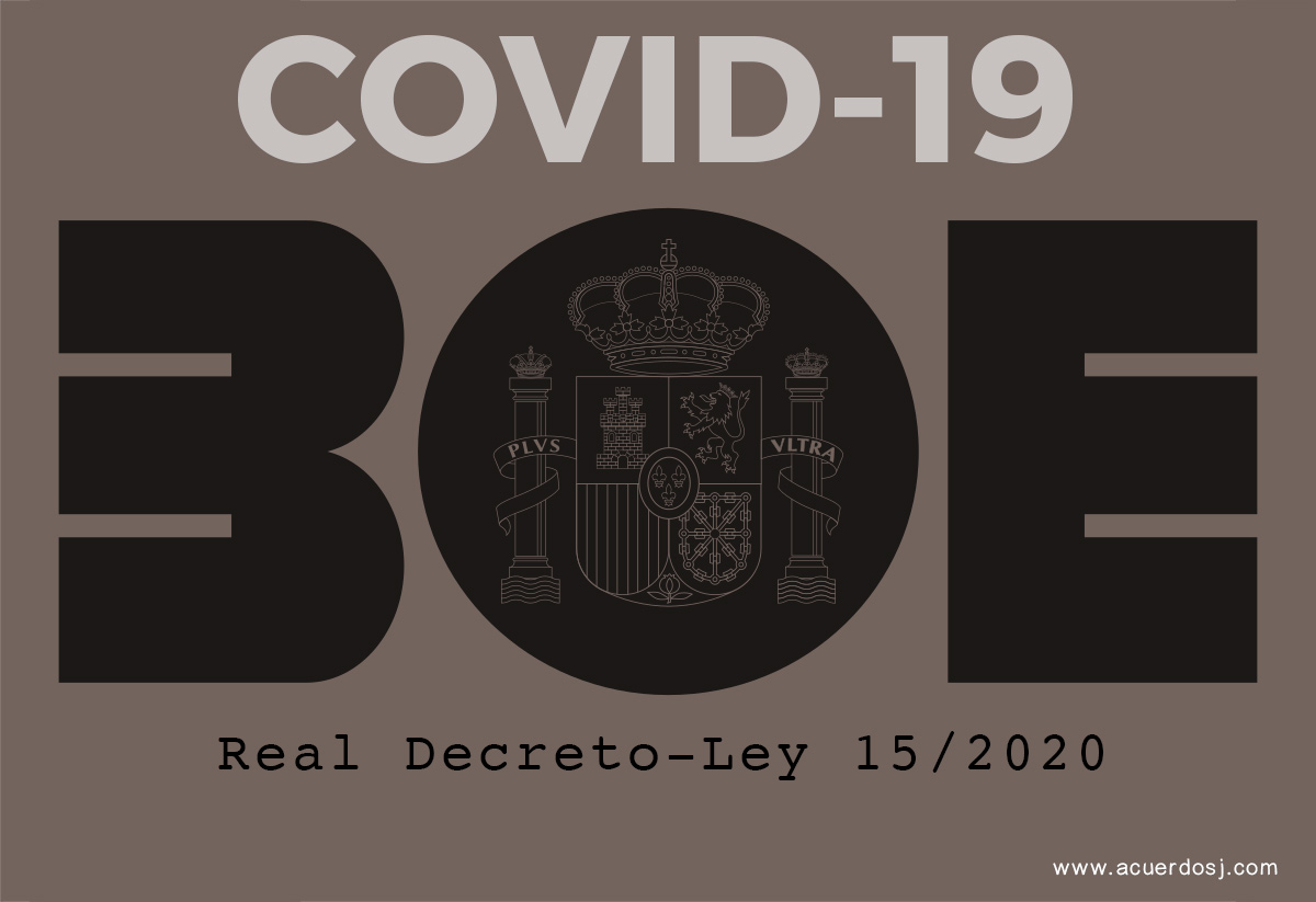 Real Decreto-Ley 15 2020