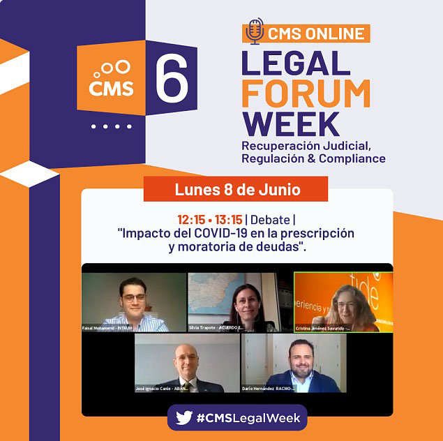 ACUERDO ETL LEGAL FORUM WEEK DE CMS