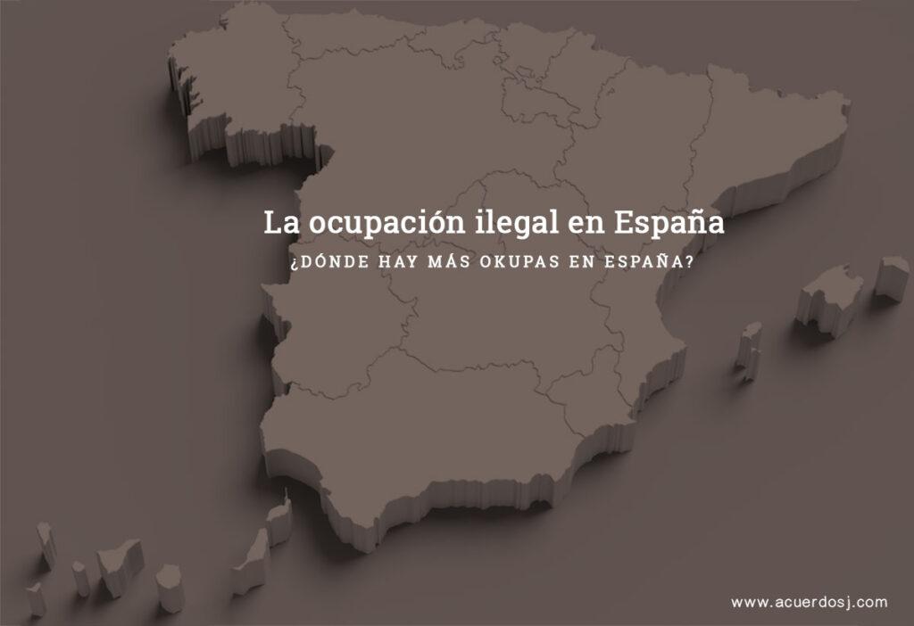 Ocupación ilegal en España